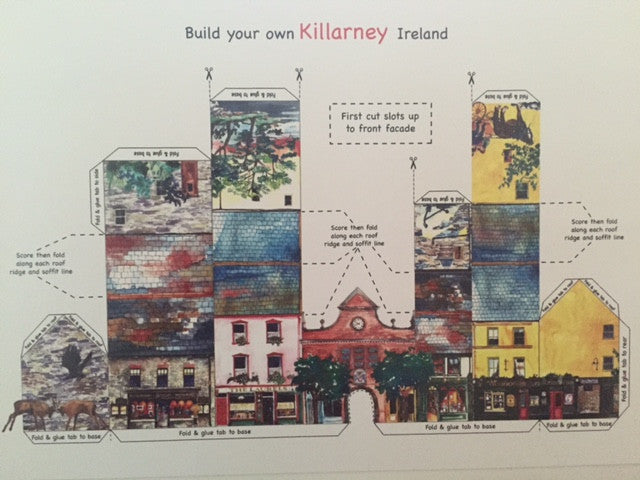 Tiny Town Cards -Killarney