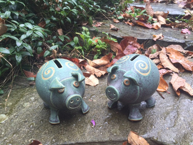Piggy Bank by Ballymorris Pottery