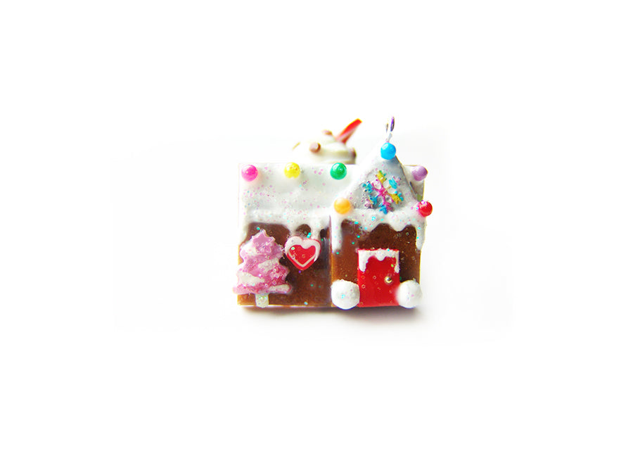 The 2019 Gingerbread House - Sucre Sucre Miniatures