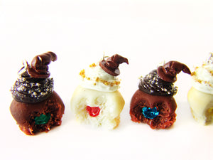 Sorting House Cupcake Charm - Sucre Sucre Miniatures