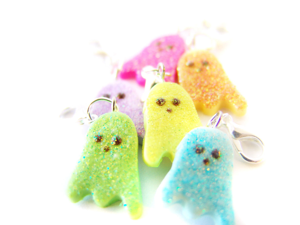 No Fools, Just Ghouls! Spring Peep Ghosties Charm Collection