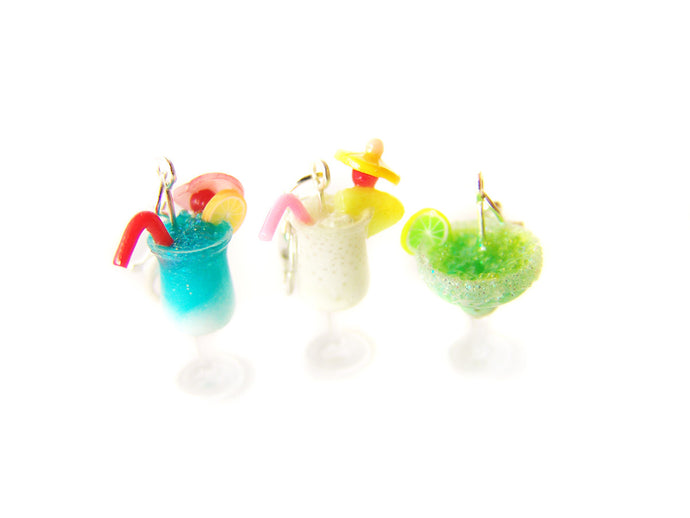 Summatime Umbrella Drinks - Sucre Sucre Miniatures