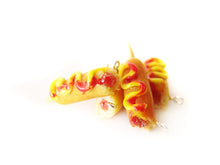 Load image into Gallery viewer, Corndog Charm - Sucre Sucre Miniatures