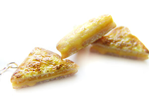 Grilled Cheese Charm - Sucre Sucre Miniatures