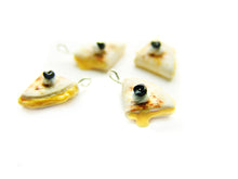 Load image into Gallery viewer, Cheese Quesadilla Charm - Sucre Sucre Miniatures