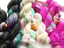 Load image into Gallery viewer, Witch's Stew | Stellina Sparkle Mini, Single | SSM Marketplace Signature Yarn - Sucre Sucre Miniatures