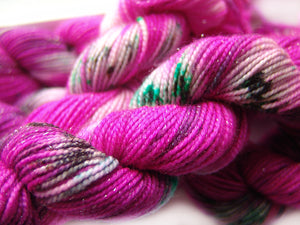 Witch's Stew | Stellina Sparkle Mini, Single | SSM Marketplace Signature Yarn - Sucre Sucre Miniatures
