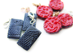 GoT House Banner Cookie Charm Collection - Sucre Sucre Miniatures