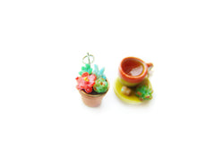 Load image into Gallery viewer, Crystal Kingdom X  Farmer's Market Succulent Garden - Sucre Sucre Miniatures