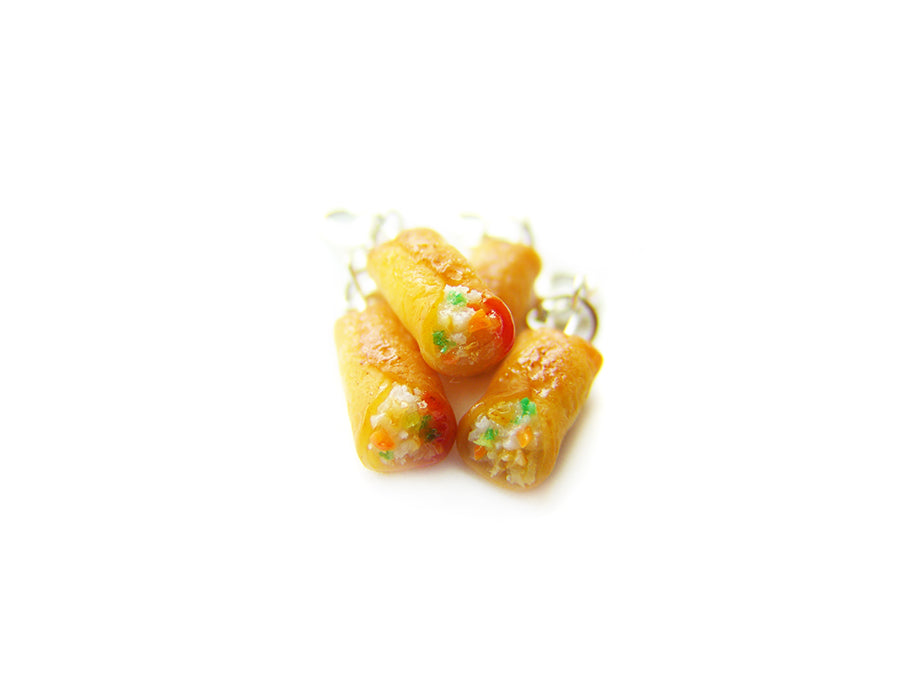 Eggroll Charm - Sucre Sucre Miniatures