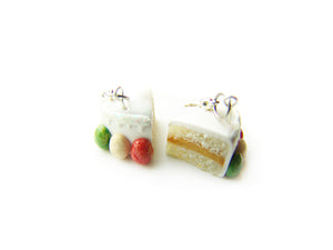 Winter is Here Dragon Queen Layer Cake Charm - Sucre Sucre Miniatures