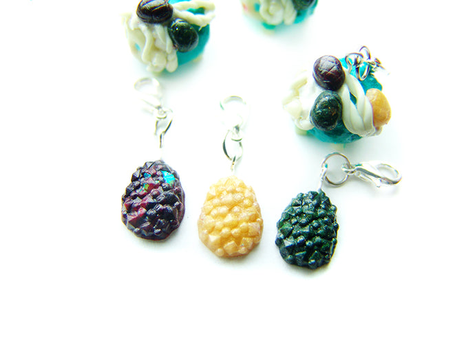 Winter is Here Egg Charm Collection - Sucre Sucre Miniatures