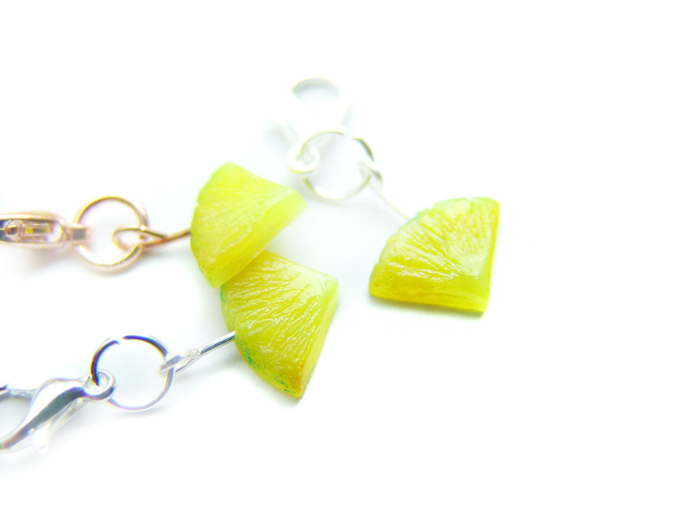 Pineapple Slice Charm - Sucre Sucre Miniatures