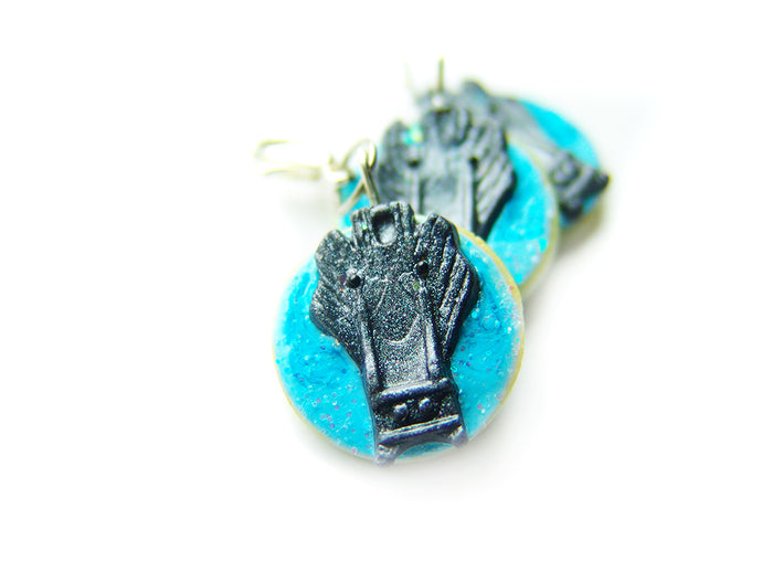 Watch the Throne GoT Cookie Charm - Sucre Sucre Miniatures