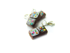 Starcrunch Brownie Charm - Sucre Sucre Miniatures