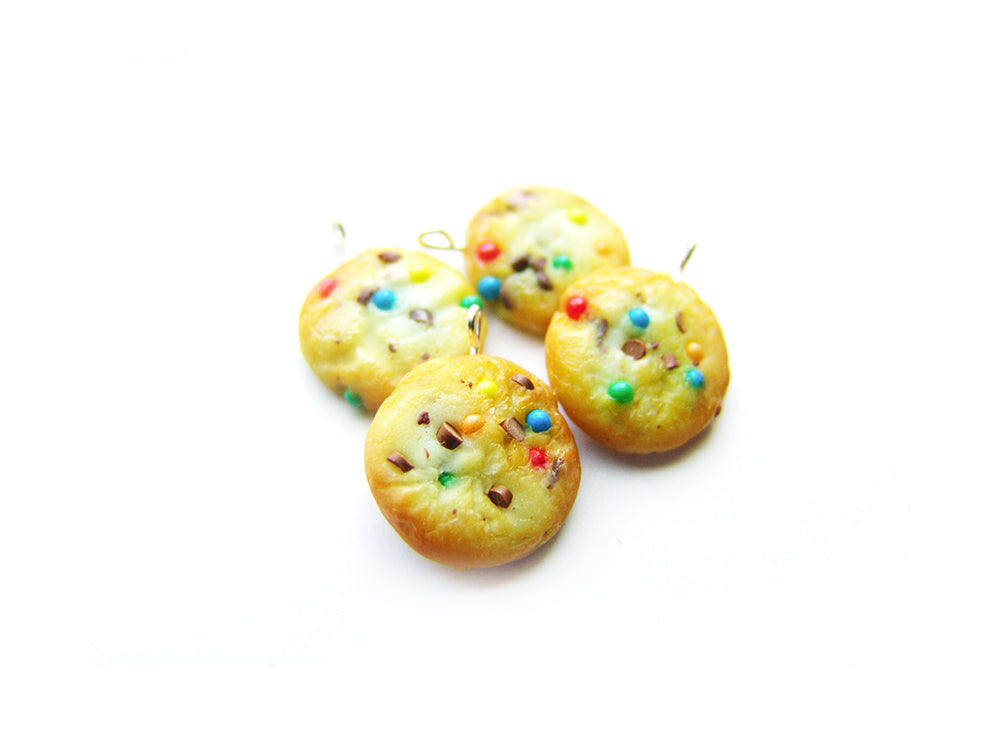 Candy Chocolate Chip Cookie Charm - Sucre Sucre Miniatures