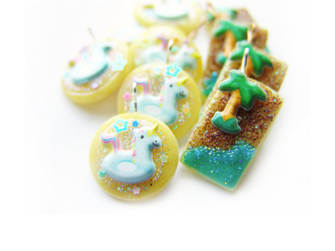 Baecation Summer Sugar Cookie Charm Collection - Sucre Sucre Miniatures