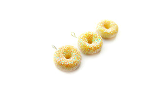 Sugared Donut Charm - Sucre Sucre Miniatures