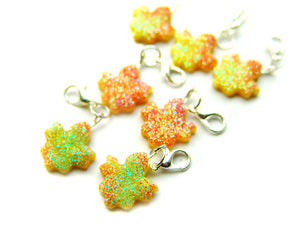 Harvest Fall Foliage Leaf Cookie Collection - Sucre Sucre Miniatures