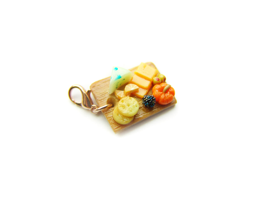 Harvest Fall Pumpkin Cheeseboard - Sucre Sucre Miniatures