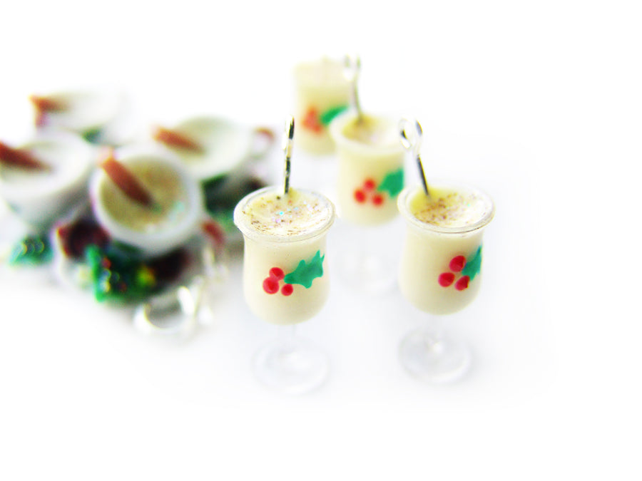 Eggnogg Frosty Goblet Charm - Sucre Sucre Miniatures