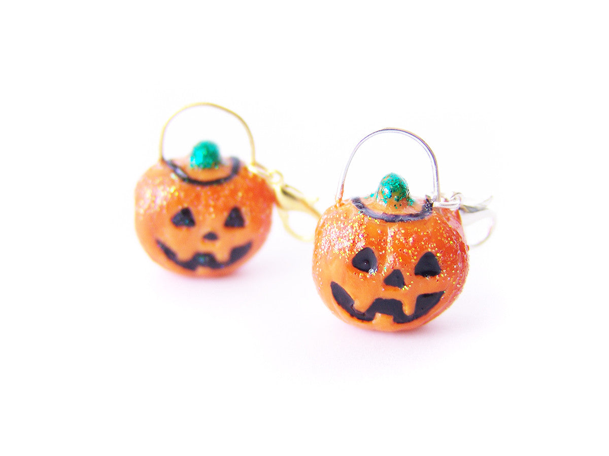 2017 Halloween Pumpkin Trick or Treat Bucket Charm Collection *Limited Release*