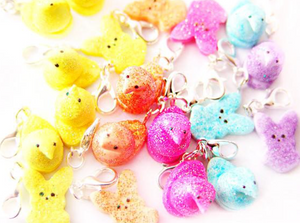 *Ready to Ship* 2018 Spring Peeps Charms