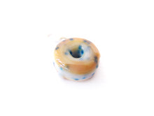 Load image into Gallery viewer, Blueberry Cake Donut Charm - Sucre Sucre Miniatures