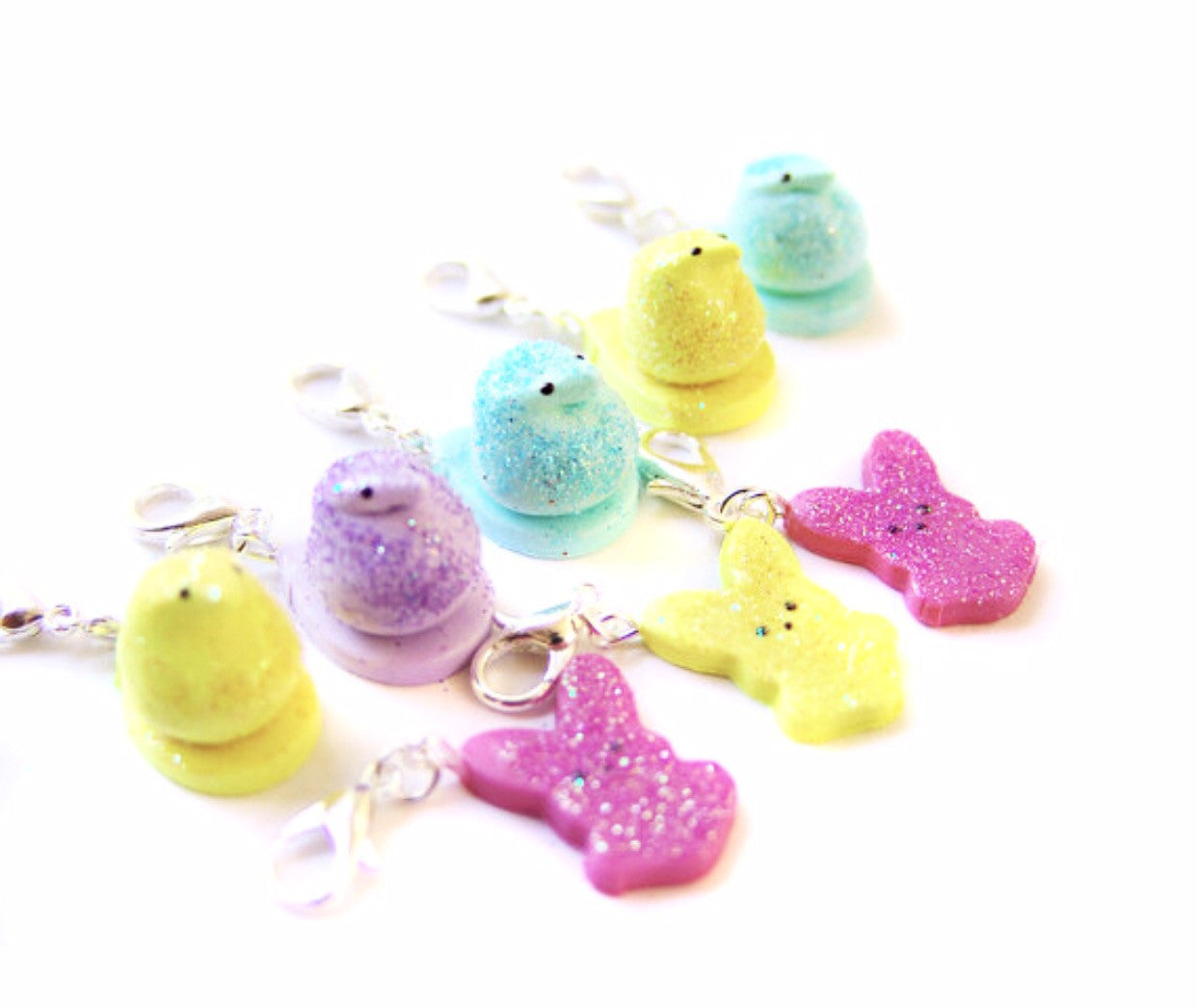 Pre-Sale: 2018 Spring Peeps Charm Collection