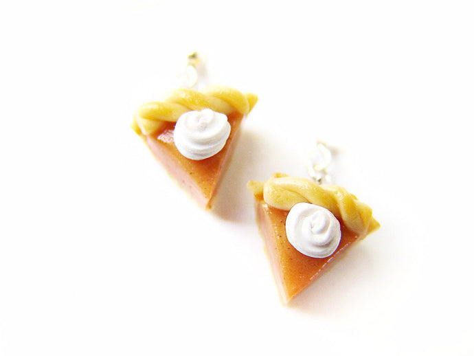 2018 Fall Pumpkin Pie Charm - Sucre Sucre Miniatures