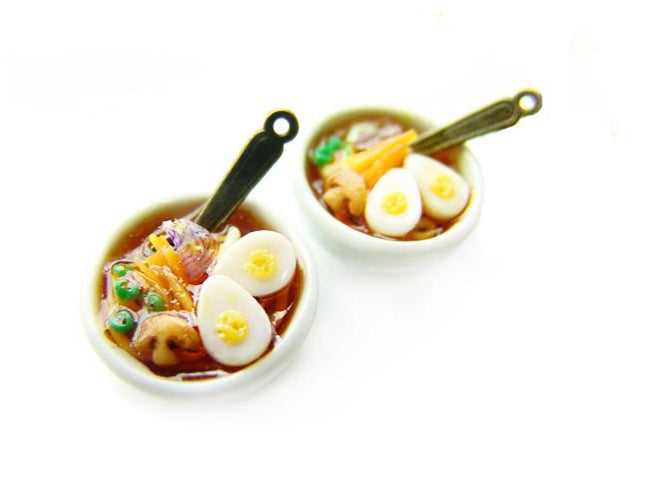Bowl of Ramen Charm - Sucre Sucre Miniatures