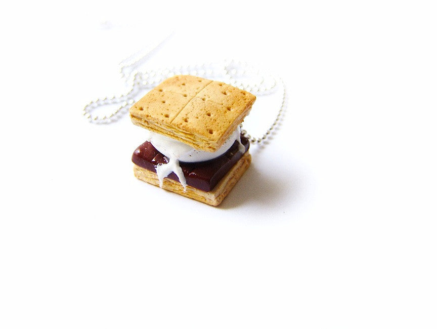 Smore Necklace - Sucre Sucre Miniatures