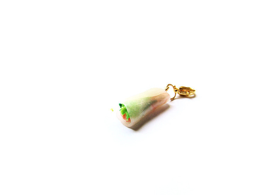 Spring Roll Charm - Sucre Sucre Miniatures
