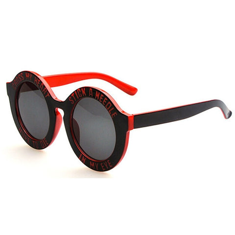 Cross My Heart and Hope to Die Sunglasses - Hale Satin