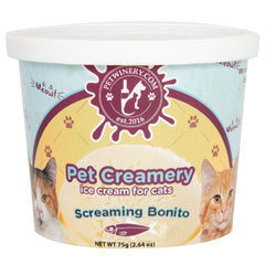 Cat Ice Cream - Screaming Bonito