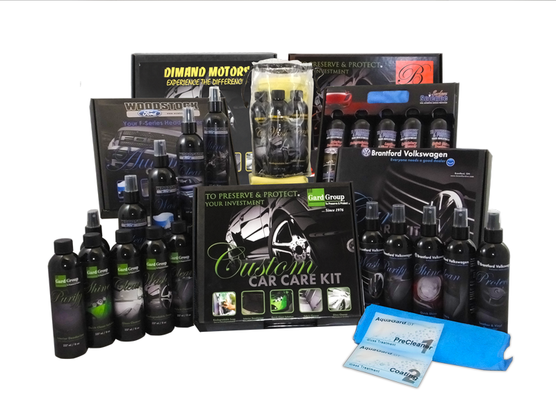 Product Kits & Packages