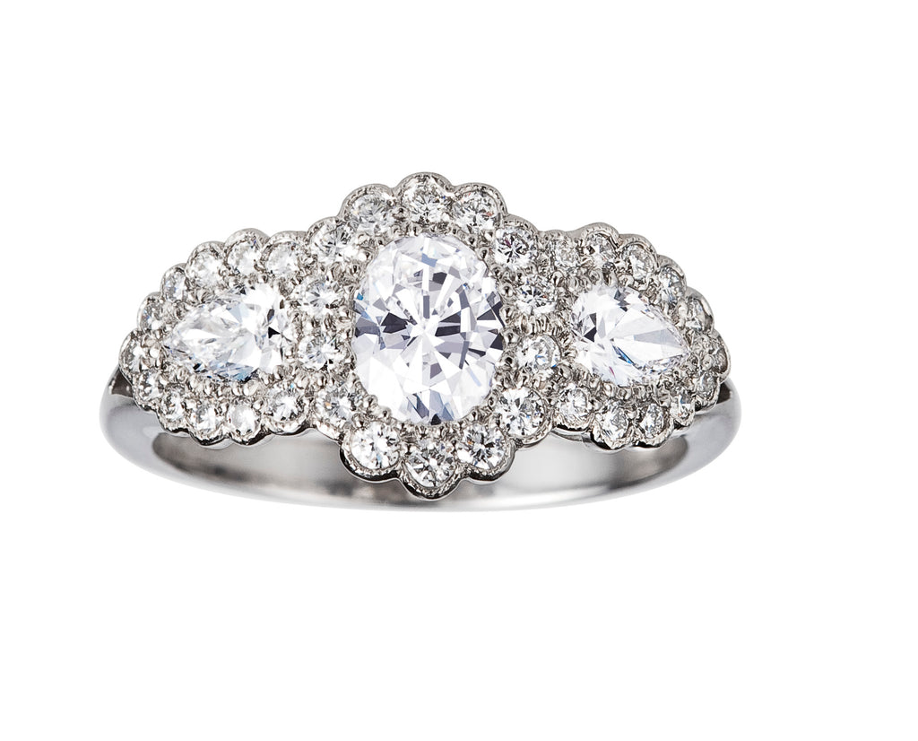 blog celebrity rings ring engagement courtney ritani shaped erica heart