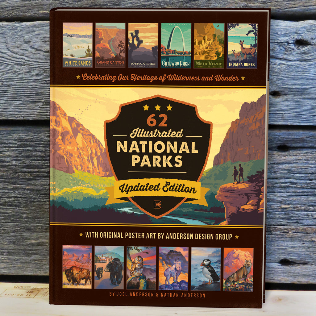 Did You Hear the News? We Just Released New Updates to Our National Parks Books!