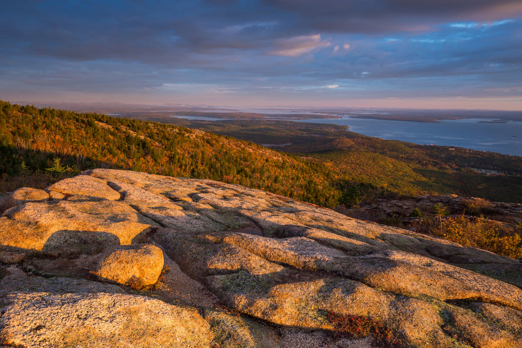 An Atlantic Daydream at Acadia (by Mike Baker)