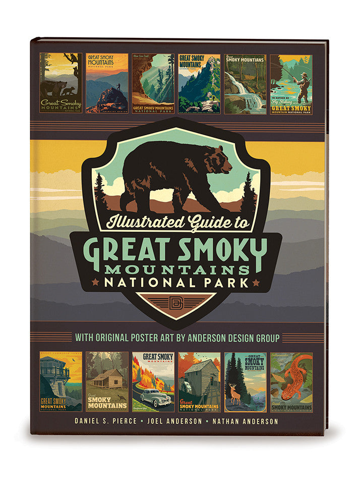 Illustrated Guide to Great Smoky Mountains National Park: You Call this Research? (Part 1)