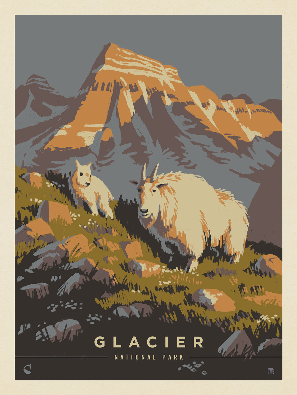 Anderson Design Group, Kenneth Crane, and a New Approach to National Park Poster Art
