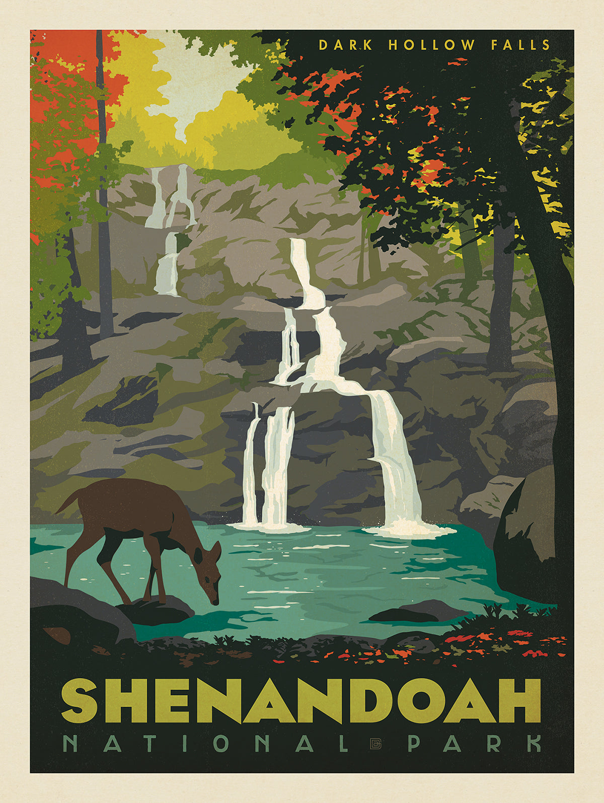 Glory & Gratitude in Shenandoah National Park (by Mike Baker)