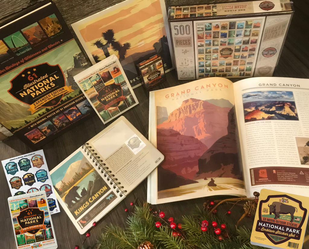 Five Gift Ideas for the National Parks Adventurer!