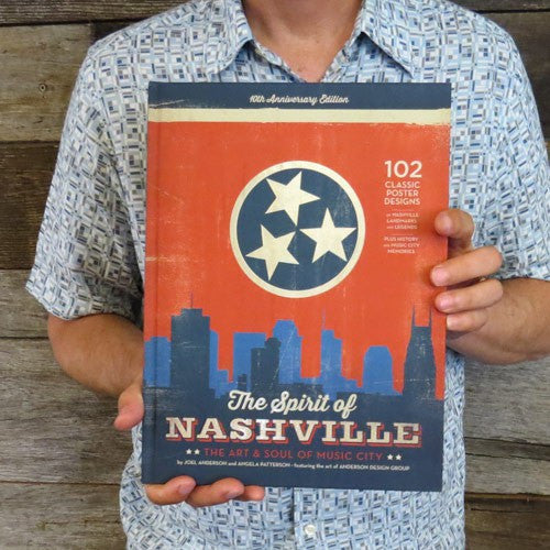 S.O.N. 128-Page Spirit of Nashville Coffee Table Book