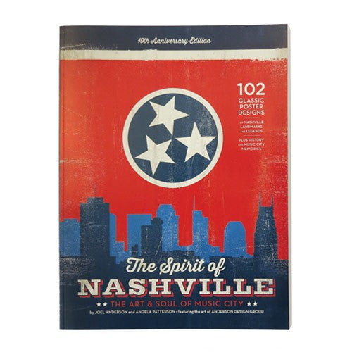 128-Page Spirit of Nashville Soft Cover Book