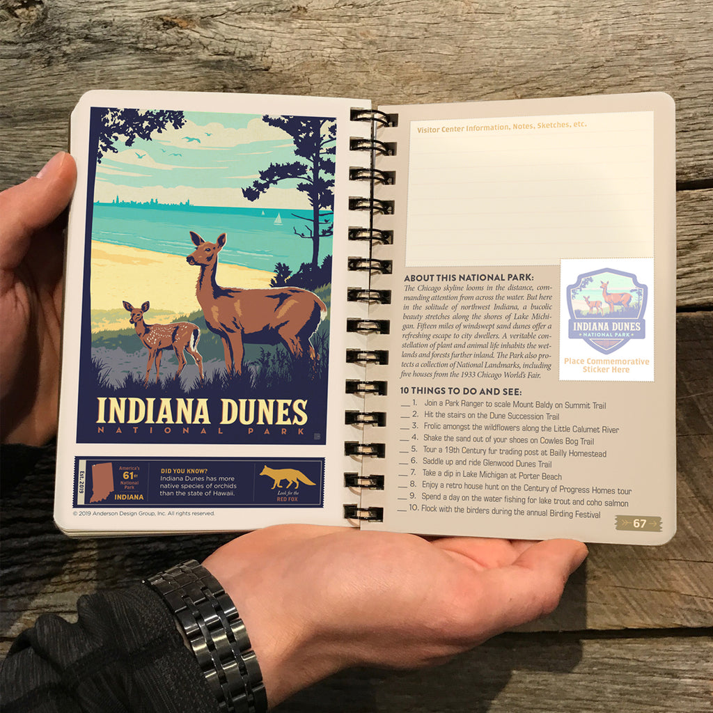 National Park Adventure Guide Book (61-Park Edition)