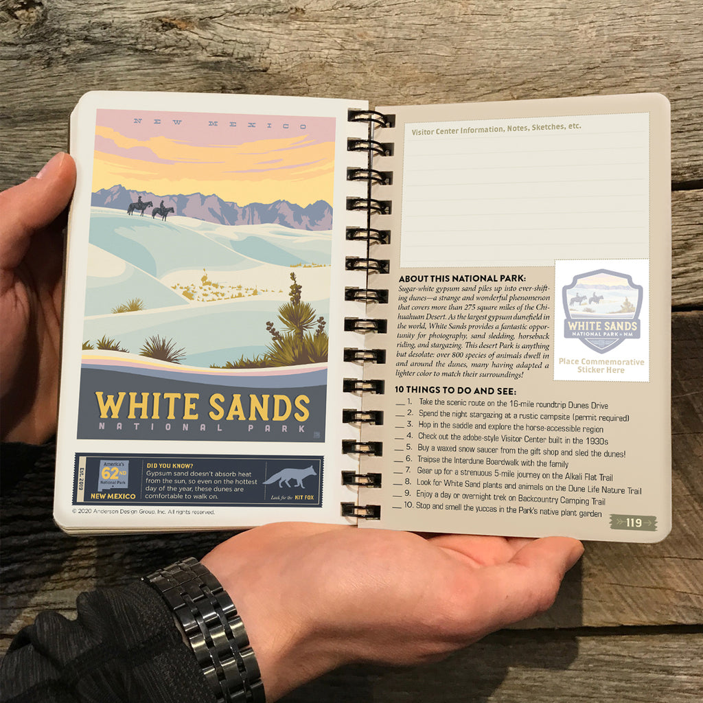 Gift Set: 5-Piece Deluxe (National Parks Book & Gift Assortment)