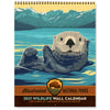 2021 Wall Calendar: National Park Wildlife (Bargain: 50% OFF!)