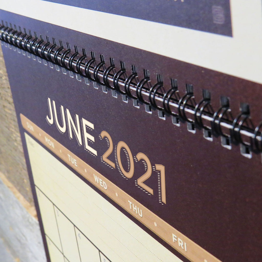 Build-Your-Own Custom 2021 Wall Calendar