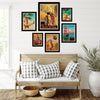 Romantic American Travel by Kai Carpenter Gallery Wall Set